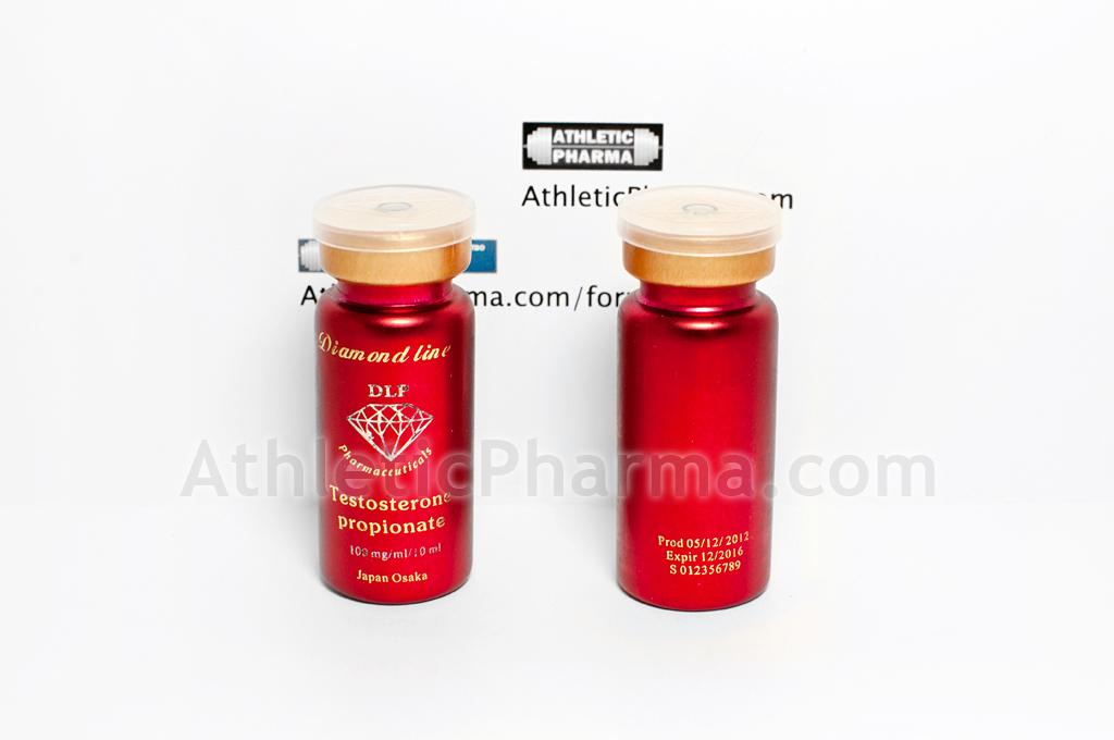 testolic testosterone propionate dosage