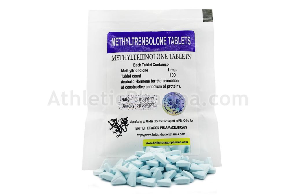 Methyltrenbolone Tablets (100tab)