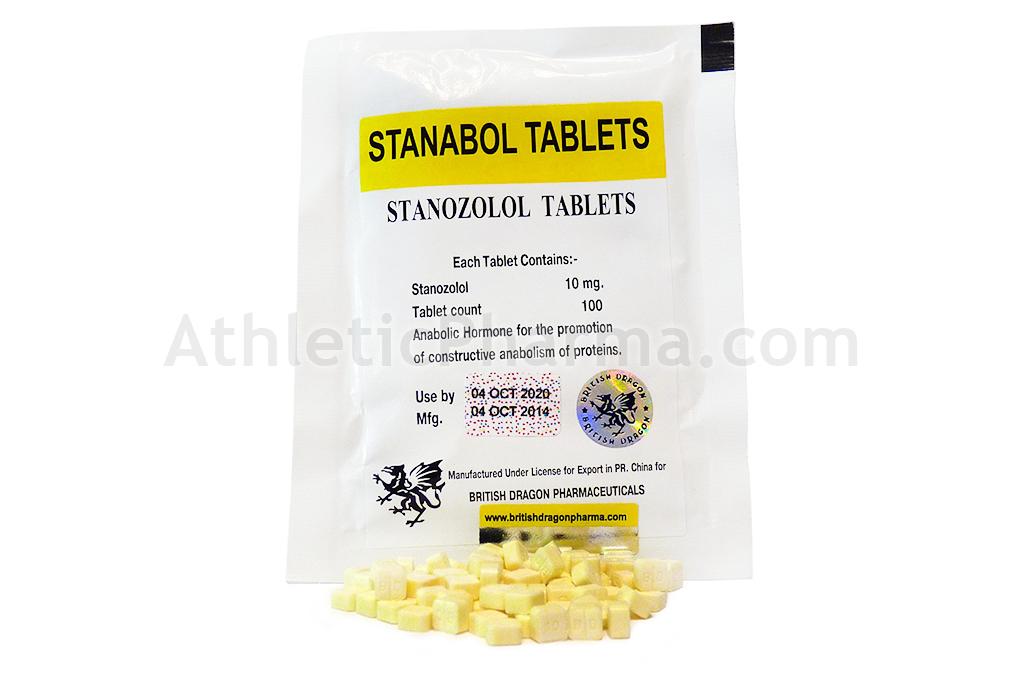 Stanabol Tablets (100tab)